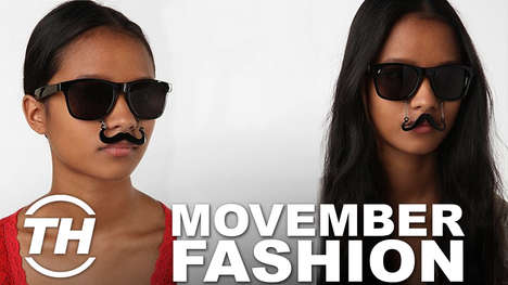 Movember Fashion Finds