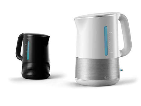 Adjustable Kettle Temperatures - This Smart Kettle Can Be Heated to Different Temperatures