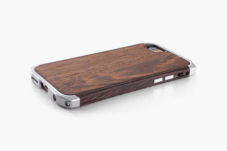 Premium Smartphone Sheaths - The New iPhone 6 Designs from Element Case Ensure Style and Function