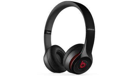 Wireless Streaming Headphones - The Beats By Dre Solo2 Can Stream Audio 30 Feet Away From Devices