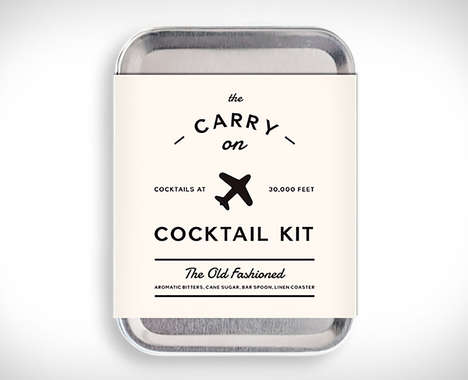 InFlight Cocktail Kits