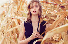 Joyful Crop Editorials