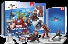 Pop Culture Video Games - 'Disney Infinity: Marvel Super Heroes' Makes a Great Gift for the Holidays