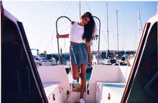 Sophisticated Sailor Editorials