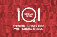 Social Meal-Sharing Initiatives - Social Feed Proposes Online Sharing as a Way to Feed Hungry Kids
