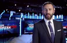 Cold Weather Workout Campaigns - The Nike Choose Your Winter Commercial Stars Comedian Chris O'Dowd