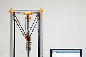 This Tiny 3D Printer is Fast and Hardly Takes Up Any Space