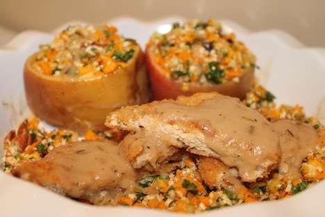 Vegan Turkey Substitutes - Gardein's Turk'y Cutlet is a Great Plant-Based Turkey Alternative