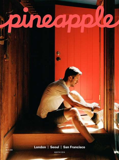 Insightful Travel Magazines - Airbnb's 'Pineapple' Aims to Inspire New and Seasoned Adventurers