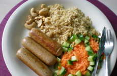 Vegetarian Breakfast Sausages - Quorn's Vegetarian Sausages Are a Great Meat-Free Protein Source