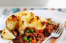 Meatless Mince Pies - Quorn's Vegetarian Cottage Pie Recipe Uses a Meat Substitute Instead