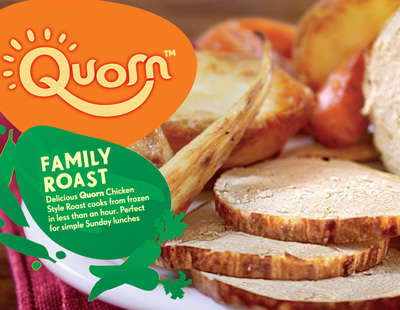 Hassle-Free Vegetarian Roasts - The Quorn Meat Free Family Roast