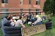 Conversational Social Movements - Through Free Conversation FreeConvo Hopes to Build Communities