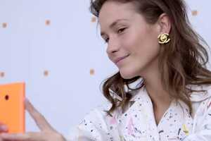 The Selfie Collection is Presented by the Nokia Lumia 735 Smartphone
