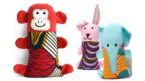 Ethical Artisanal Plushies - These Handmade Plush Toys From Dsenyo Help Empower Female Artisans