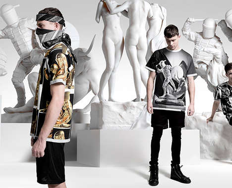 Historically Futuristic Fashions