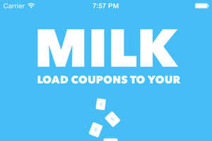 'Milk' is a Handy App That Helps You Save at the Grocery Store