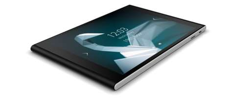 Multi-Tasking Tablets - The Jolla Tablet is the First of Its Kind to be Crowdsourced
