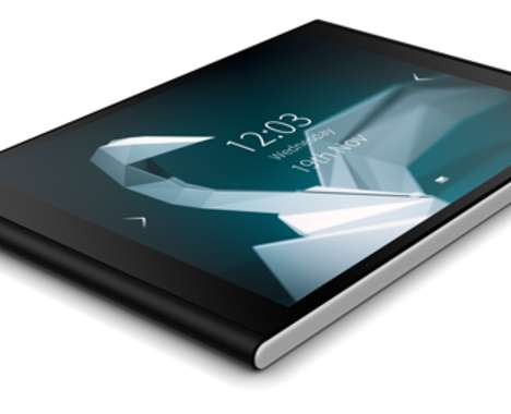 Multi-Tasking Tablets