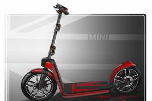 The Mini CitySurfer is Inspired By Kick Scooters