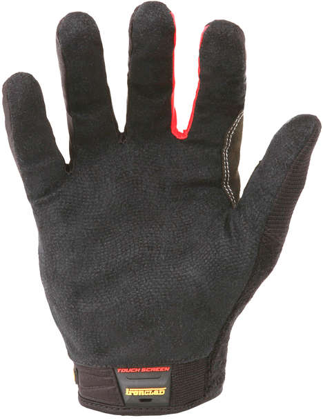 Work-Ready Touchscreen Gloves - The Ironclad Touchscreen Work Glove Lets You Stay Connected At Work