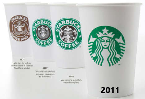 28 Examples of Logo Rebranding - From Social Justice Search Designs to Elegant Feral Repackaging