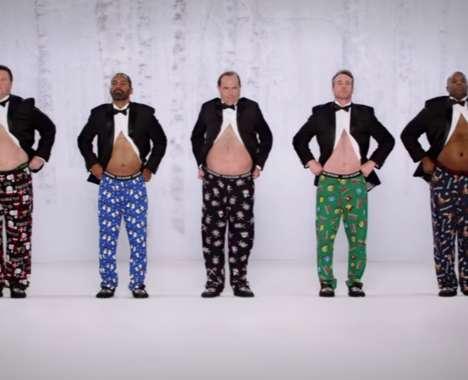 Jolly Underwear Ads