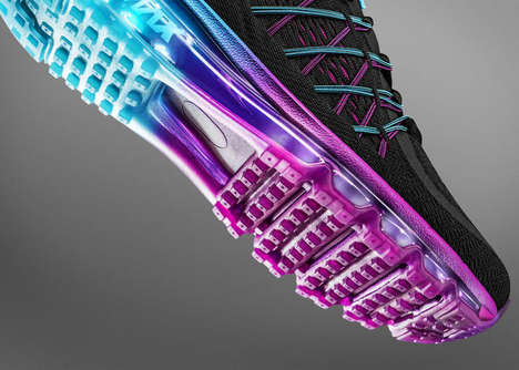 Legendary Revamped Shoes - The Nike Air Max 2015 Elevates the Sneaker Game