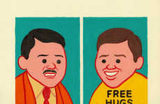 Humorously Disturbed Comics (UPDATE) - Joan Cornellà Has Mastered the Art of the Gruesome Comic