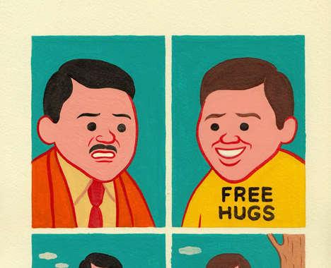 Humorously Disturbed Comics (UPDATE)