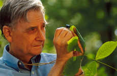 Visualizing Extraterrestrial Life - E.O. Wilson's Alien Talk Imagines Other Planetary Lifeforms