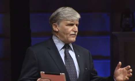 Humanity-Shaping Generations - Romeo Dallaire's Revolution Speech Offers Hope to Younger People