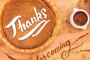 This Food Font by Casey Ligon is Made Out of Thanksgiving Leftovers