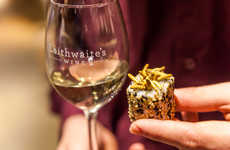 Insect Wine Pairings - Laithwaite's Unique Wine Pairings Suggest the Best Bugs to Go with Wine