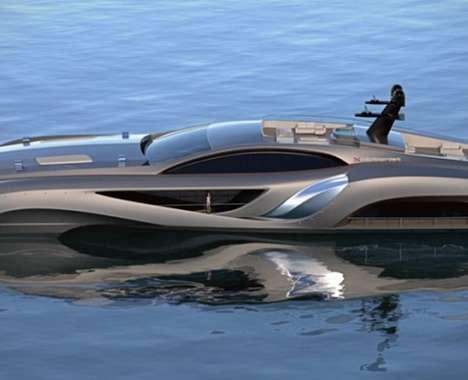 Opulent Party Yachts