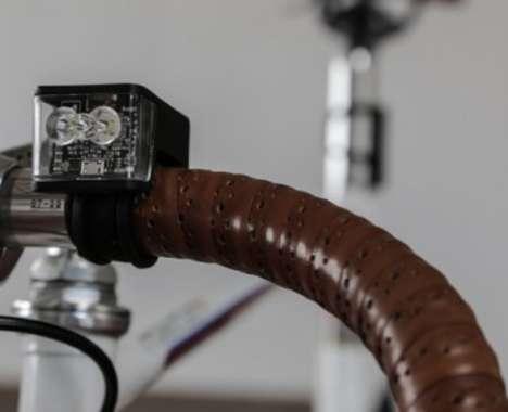 Communicative Bicycle Lights