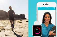 Personalized Fitness Training Apps