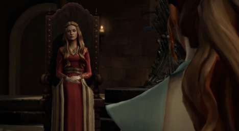 Medieval Video Games - Telltale's Game of Thrones Video Game Involves You in the Kingdom's Drama