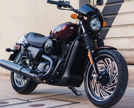 Noob-Friendly Motorbikes
