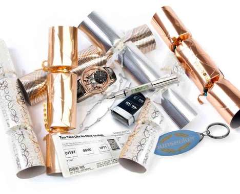Luxury Christmas Crackers
