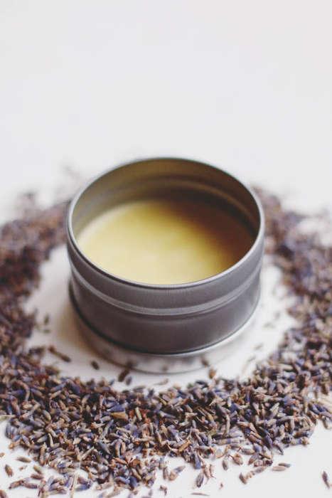 DIY Lavender Sleep Aids - This Lavender-Infused Sleep Balm Recipe Will Help You Sleep Better
