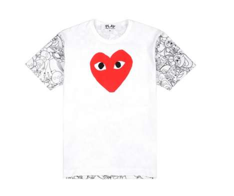Designer Disney Fashion - The Frozen x COMME des GARCONS Collection is Playfully High-End