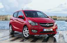 Efficiently Small Cars - The Vauxhall Viva is a Small Car With a Highly Efficient Engine