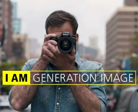 Millennial Photography Campaigns
