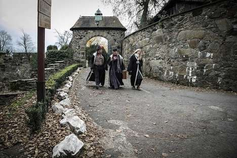 Magic School Larps - You Can Finally Attend Hogwarts for Real as Part of a Polish Role Play Event