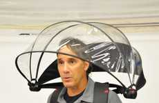 Hands-Free Umbrellas - The Nubrella Has Been Upgraded For Better Comfort and Visibility