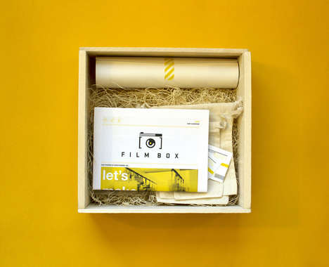 Tactile Photography Boxes