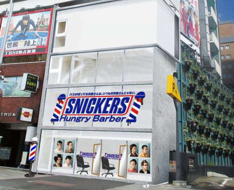 Zany Barber Shops