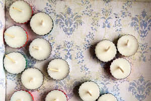 This Upcycled Tea Light Craft is an Easy Way to Repurpose Old Bottle Caps