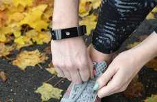 Speed-Reading Wristbands - The Uno Noteband Lets You Rock Speed-Reading Technology On Your Wrist
